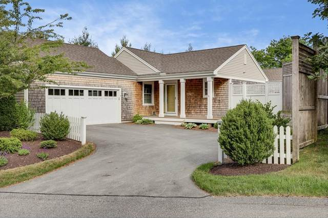 4 Red Canoe #4, Plymouth, MA 02360 (MLS #72681428) :: Trust Realty One