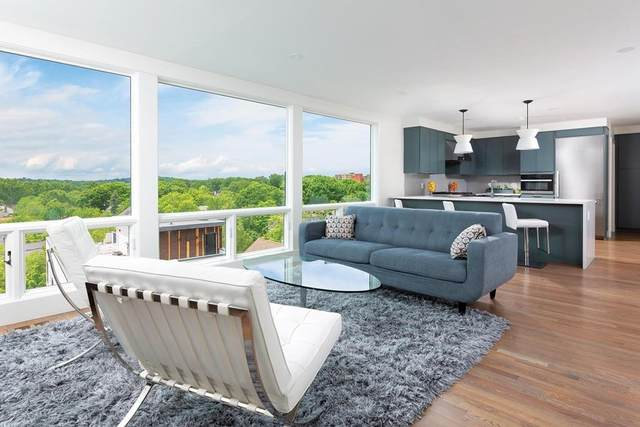 130 Lancaster Ter #1, Brookline, MA 02446 (MLS #72681449) :: The Gillach Group