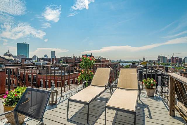 37 Revere #8, Boston, MA 02114 (MLS #72681459) :: Charlesgate Realty Group