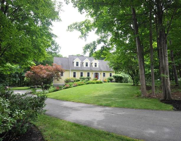 450 Sargent Road, Boxborough, MA 01719 (MLS #72681509) :: Trust Realty One
