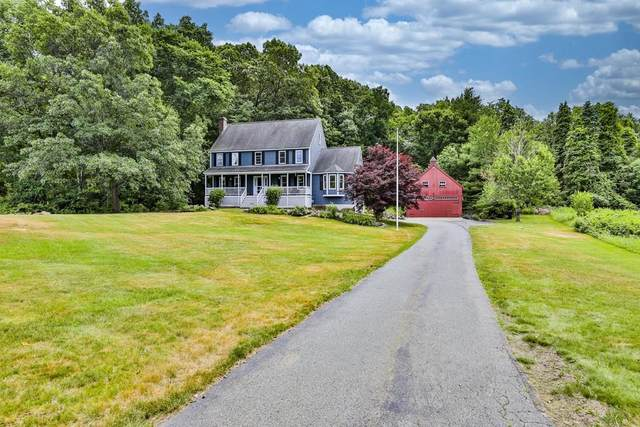 178 Flagg Hill Road, Boxborough, MA 01719 (MLS #72681644) :: Trust Realty One