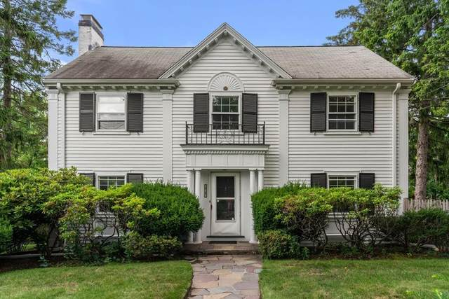 137 Temple St, Newton, MA 02465 (MLS #72681659) :: The Gillach Group
