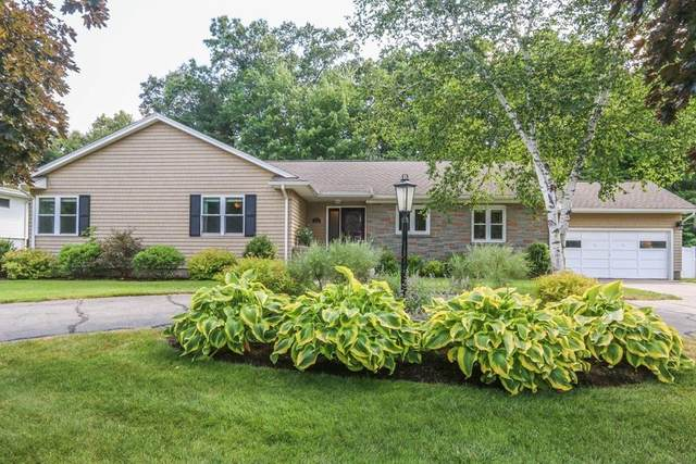 60 Merriweather Drive, Longmeadow, MA 01106 (MLS #72681661) :: NRG Real Estate Services, Inc.