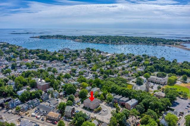 59 Prospect Street A3, Marblehead, MA 01945 (MLS #72681740) :: DNA Realty Group
