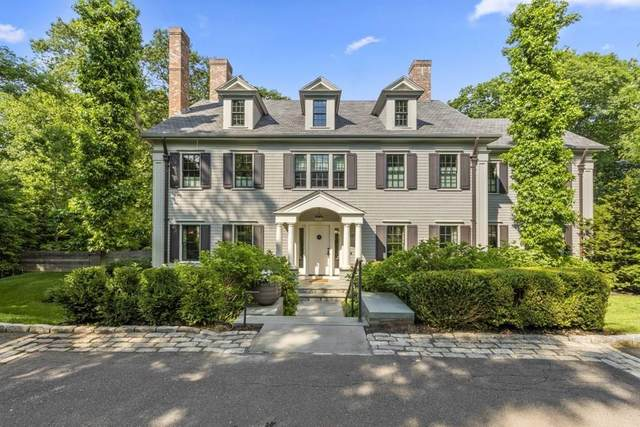 60 White Oak Rd, Wellesley, MA 02481 (MLS #72681765) :: The Gillach Group
