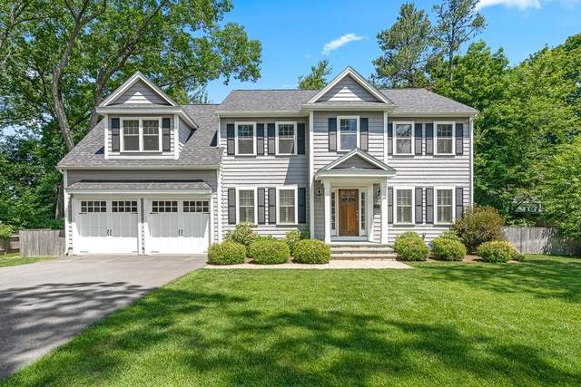 19 Shadow Ln, Wellesley, MA 02482 (MLS #72681843) :: The Gillach Group