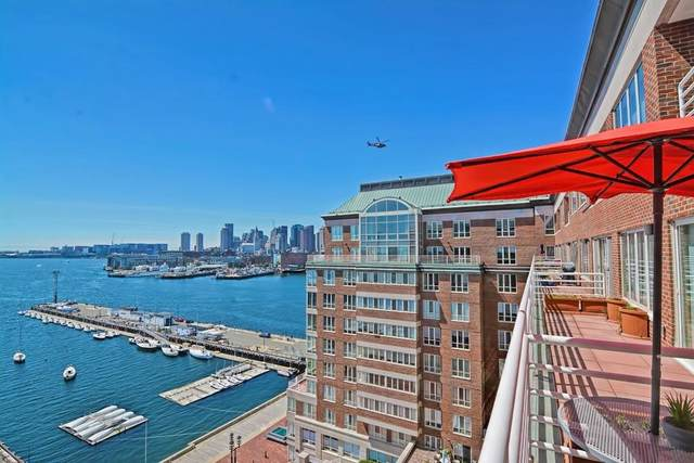 197 Eighth St Ph11, Boston, MA 02129 (MLS #72681880) :: Revolution Realty