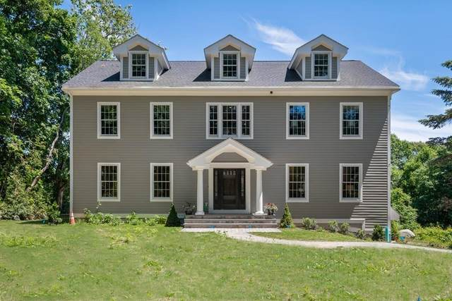 210 Summer St, Weston, MA 02493 (MLS #72681925) :: Spectrum Real Estate Consultants