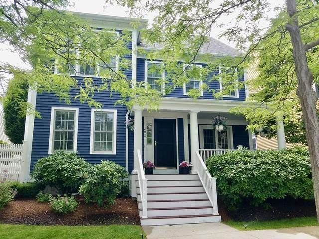 208 Marina Drive #18, Quincy, MA 02171 (MLS #72681968) :: Trust Realty One