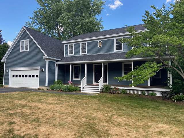 21 Sacco Dr, Amherst, MA 01002 (MLS #72682105) :: The Gillach Group