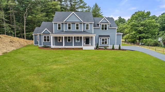 150 Main Street, Hanover, MA 02339 (MLS #72682170) :: DNA Realty Group