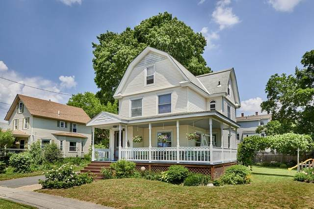 19 Beech St., Greenfield, MA 01301 (MLS #72682198) :: NRG Real Estate Services, Inc.