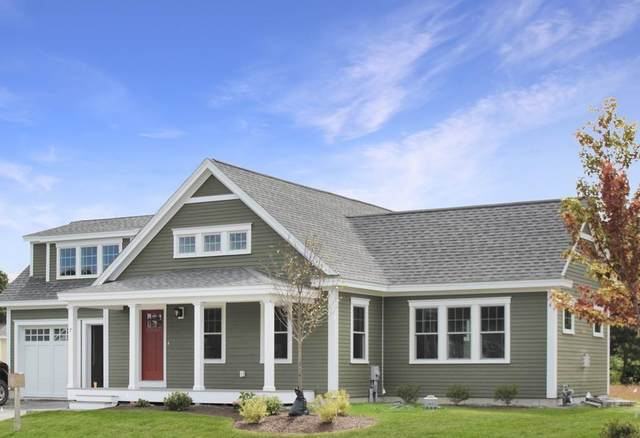 Lot 15 Gabaree Ct, Newburyport, MA 01950 (MLS #72682320) :: The Duffy Home Selling Team