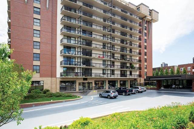 60 Longwood Ave #204, Brookline, MA 02446 (MLS #72682472) :: The Gillach Group