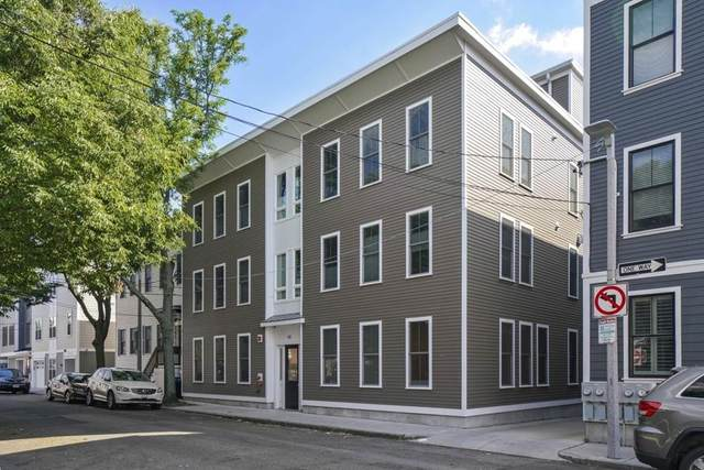 191 West Eighth Street #1, Boston, MA 02127 (MLS #72682522) :: The Duffy Home Selling Team