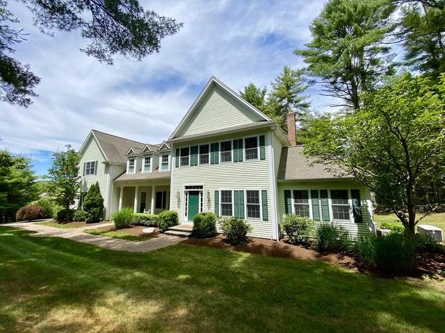 92 Holbrook St, Norfolk, MA 02056 (MLS #72682658) :: Spectrum Real Estate Consultants