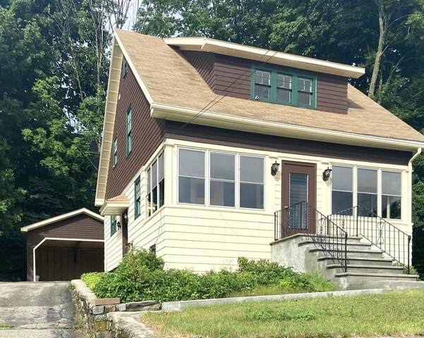 603 Chandler St., Worcester, MA 01602 (MLS #72682687) :: Team Tringali