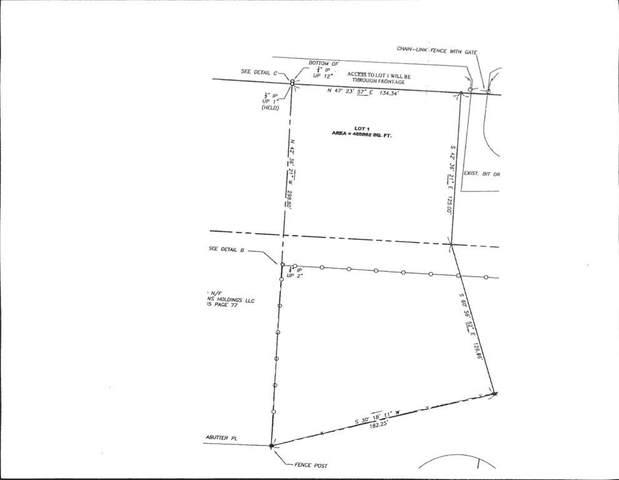 Lot 1 Feeding Hills Road, Westfield, MA 01085 (MLS #72682826) :: Team Tringali