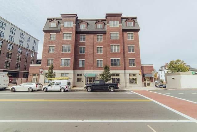 116-128 Rantoul St #409, Beverly, MA 01915 (MLS #72682951) :: Trust Realty One