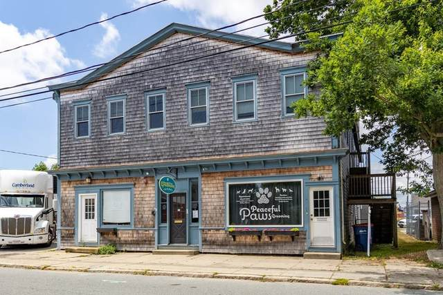 72 Main St, Fairhaven, MA 02719 (MLS #72683089) :: Trust Realty One