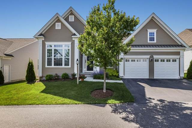 54 Skipping Stone, Plymouth, MA 02360 (MLS #72683128) :: Conway Cityside