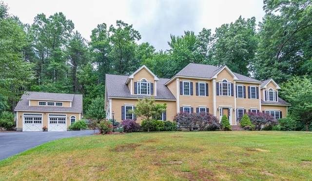 641 Martins Pond Rd, Groton, MA 01450 (MLS #72683181) :: The Duffy Home Selling Team