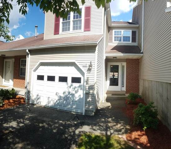 118 Chapman Place #118, Leominster, MA 01453 (MLS #72683215) :: Trust Realty One