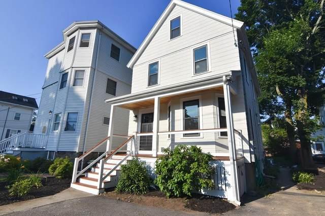 32 Cottage St, Medford, MA 02155 (MLS #72683269) :: Revolution Realty