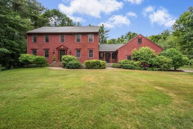 46 Hickory Drive, Princeton, MA 01541 (MLS #72683335) :: Charlesgate Realty Group