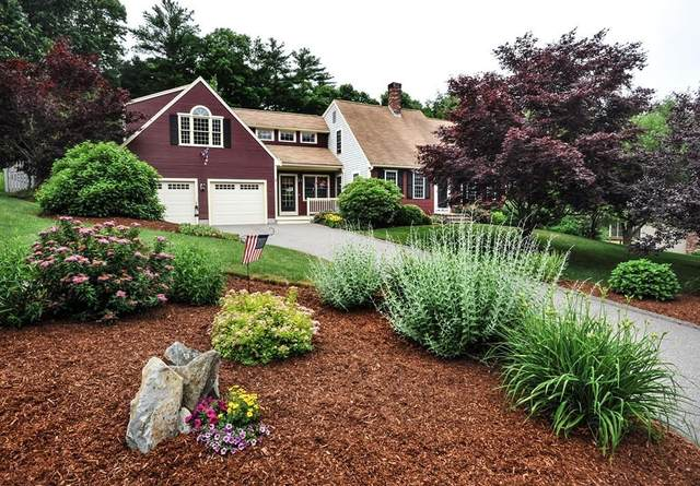 3 Pine Brook Dr, Kingston, MA 02364 (MLS #72683338) :: EXIT Cape Realty