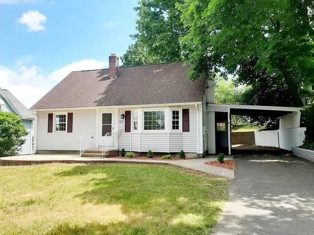 15 Ellington St, Agawam, MA 01001 (MLS #72683380) :: NRG Real Estate Services, Inc.