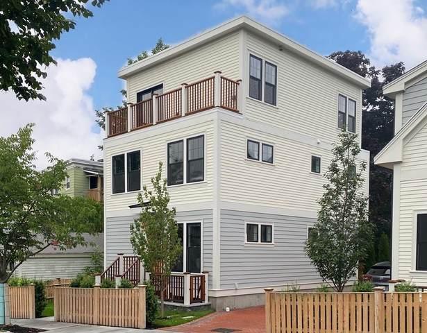 21 Newell Street, Cambridge, MA 02140 (MLS #72683386) :: Revolution Realty