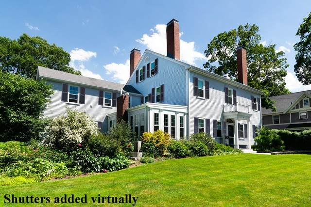 49 Pleasant St, Waltham, MA 02452 (MLS #72683620) :: Revolution Realty