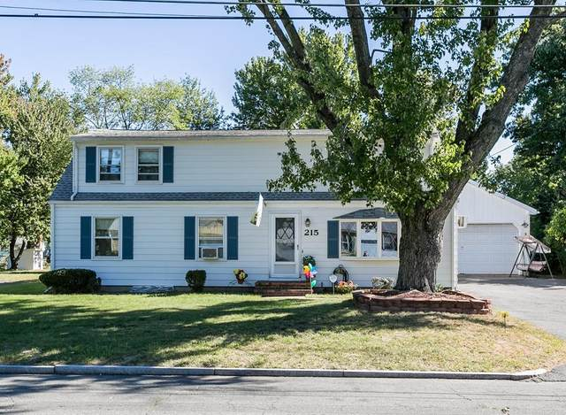 215 Drexel St, Springfield, MA 01104 (MLS #72683632) :: The Seyboth Team