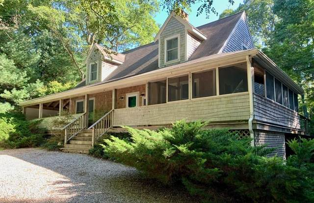 17 Redgate Ln, Falmouth, MA 02540 (MLS #72683649) :: RE/MAX Unlimited