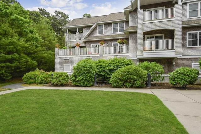 18 West Rd #211, Orleans, MA 02653 (MLS #72683731) :: EXIT Cape Realty
