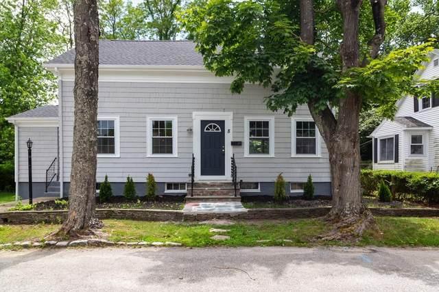 8 Rose St, Warwick, RI 02888 (MLS #72683774) :: Westcott Properties
