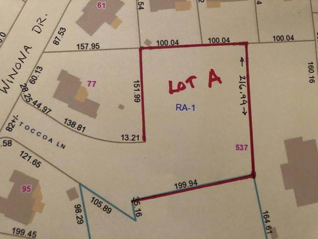 0 Toccoa Lane, West Springfield, MA 01089 (MLS #72683787) :: NRG Real Estate Services, Inc.