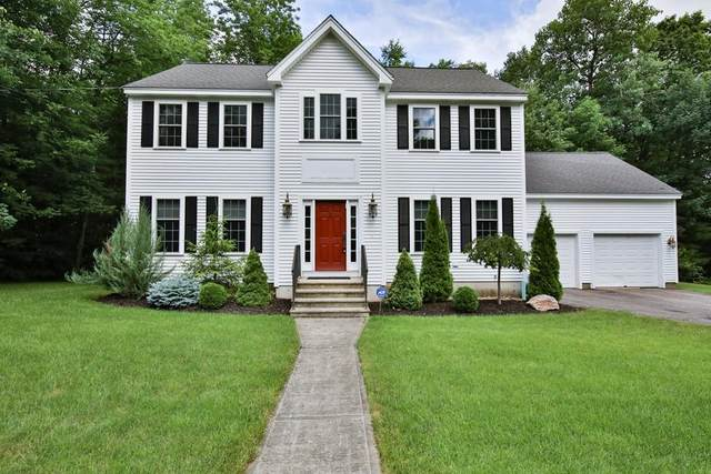 2 Mark Circle, Holden, MA 01520 (MLS #72683924) :: The Duffy Home Selling Team