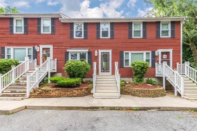 24 Barrows St C, Lowell, MA 01852 (MLS #72683982) :: Kinlin Grover Real Estate