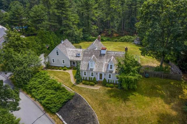 4 Simmons Dr., Duxbury, MA 02332 (MLS #72683989) :: EXIT Cape Realty