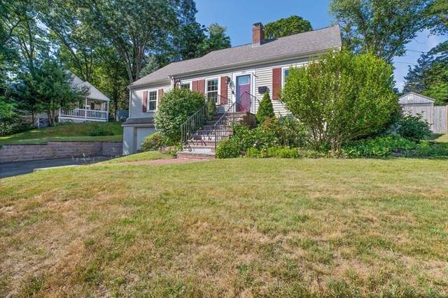 131 Candia Street, Weymouth, MA 02189 (MLS #72684010) :: Kinlin Grover Real Estate