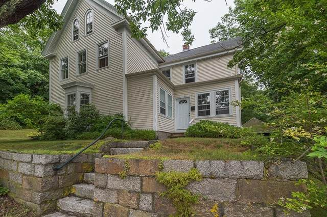 1101 Washington Street, Gloucester, MA 01930 (MLS #72684068) :: Westcott Properties