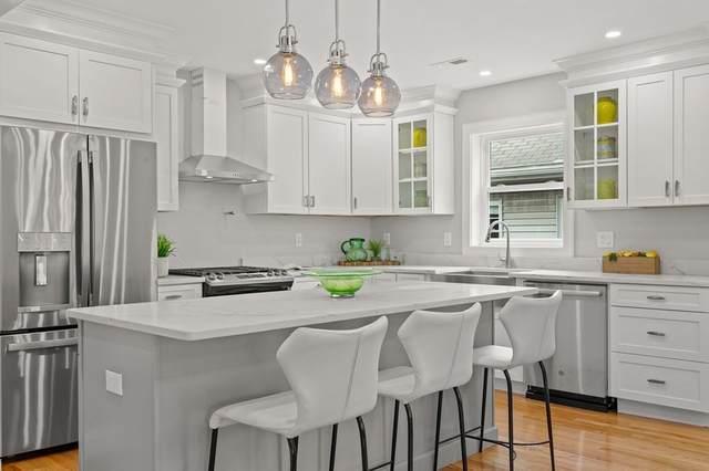 24 Francis #1, Belmont, MA 02478 (MLS #72684272) :: Berkshire Hathaway HomeServices Warren Residential