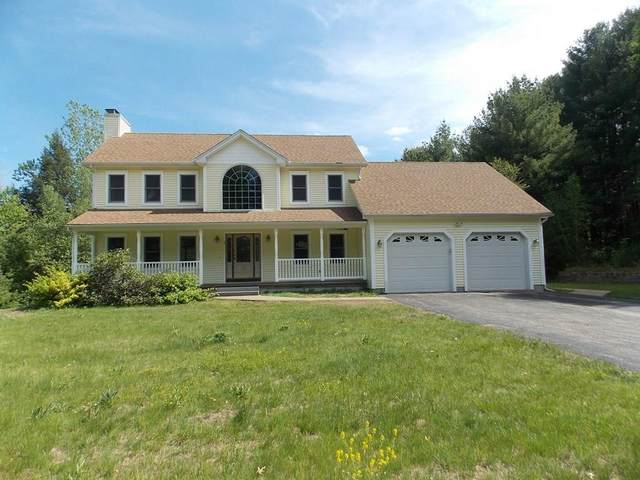 1 Kittredge Rd, North Brookfield, MA 01535 (MLS #72684415) :: Anytime Realty