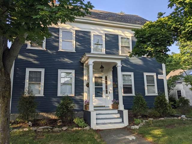 71 Centre St., Danvers, MA 01923 (MLS #72684422) :: Exit Realty