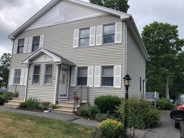 55 Main #5, Belchertown, MA 01007 (MLS #72684423) :: Westcott Properties