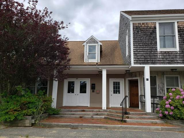 3 Main St #20, Eastham, MA 02642 (MLS #72684424) :: EXIT Cape Realty