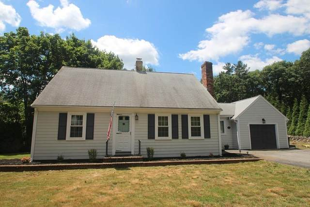 191 High St, Norwell, MA 02061 (MLS #72684431) :: The Gillach Group