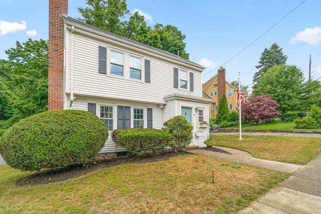 28 Parkway Rd, Medford, MA 02155 (MLS #72684435) :: DNA Realty Group